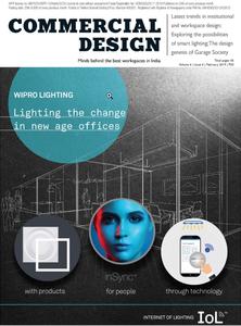 Commercial Design India 01 Feb 2019
