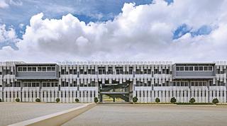 CMRU Admin and Academic Block by M9 Design Studio