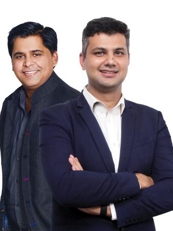 In conversation with Akshay Lakhanpal and Jaiprakash Aildasani, regional MDs, India, Space Matrix