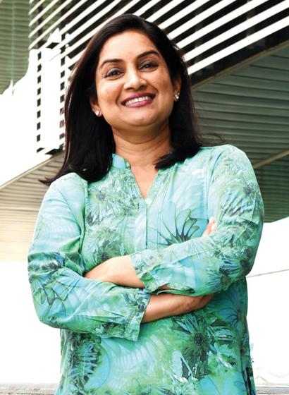 Gayathri Shetty