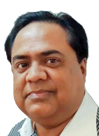 Protyush Mukherjee