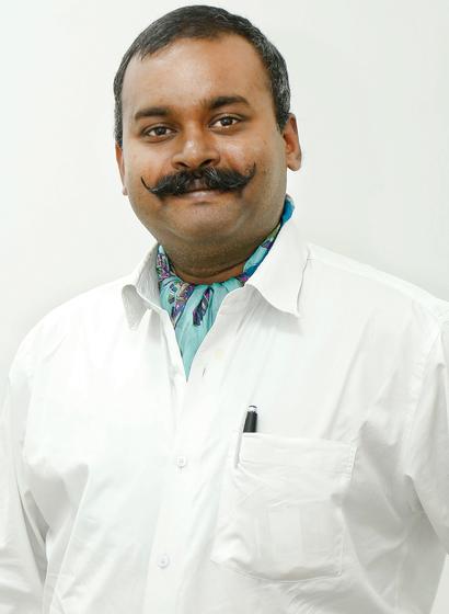 Sanjay Saket