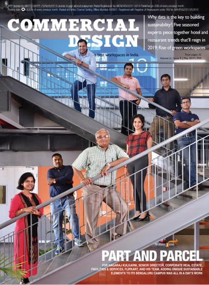 Commercial Design India 01 May 2019