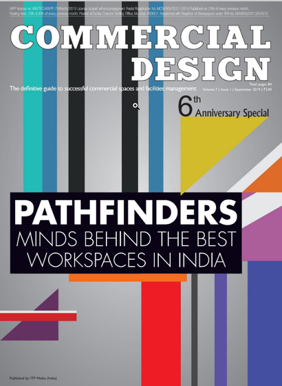 Commercial Design India 01 September 2019