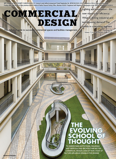 Commercial Design India 01 February 2020