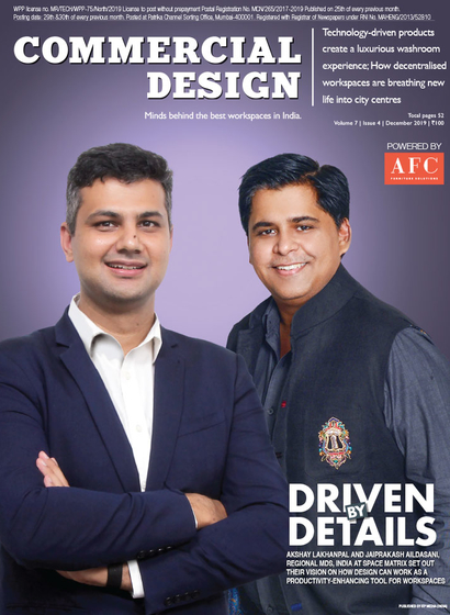 Commercial Design India 01 December 2019