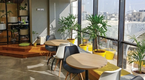 Rise of green workspaces