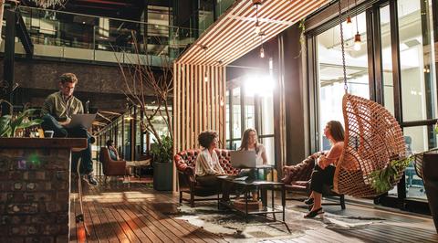 Six trending office design ideas