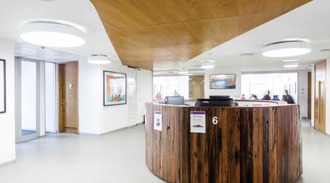 British Council office designed by Morphogenesis