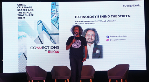 Design Dekko, India's unique brand agnostic platform for the architectural and design community launches its first ever pop-up, 'Connections', in Pune