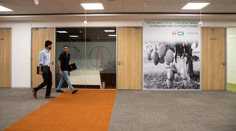 Hindustan Coca-Cola Beverages corporate office at Brigade Magnum, Bengaluru receives LEED Platinum certification