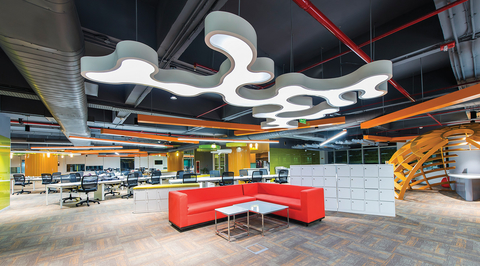 Star India's Bengaluru office by VPCPL