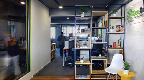SenRa Tech's office by Orangewood Labs