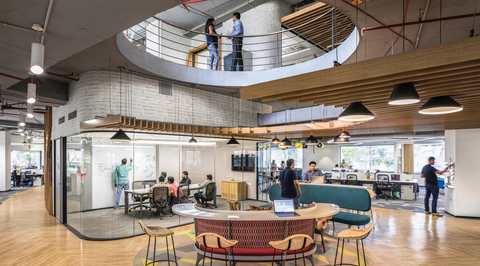 How an office space can push the boundaries of intelligent design