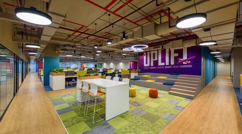 Finicity office at Mumbai by ANJ Group