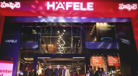 Hafele launches new design showroom in Hyderabad