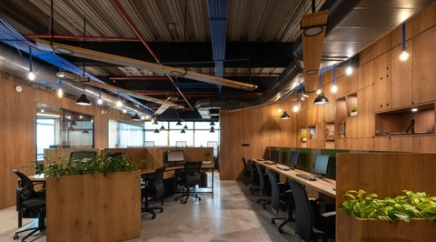 The Machan - Corporate Office in Mumbai by Hipcouch