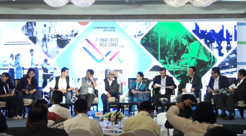 7th Smart Office India Summit 2019: The Big Debate: FMs v/s Architects