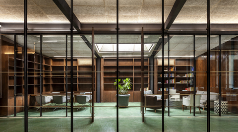 The Common Room by Architecture Discipline