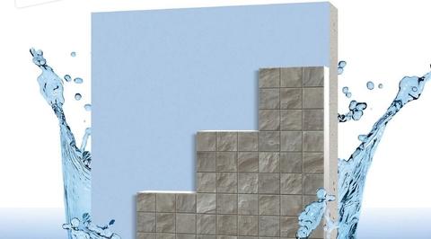 Gyproc Glasroc H board- A revolutionary gypsum board for wet applications
