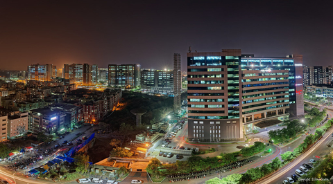Hyderabad tops charts in country's office space market for 2019