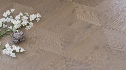 Span Floors presents the new flexuous Chevron Collection