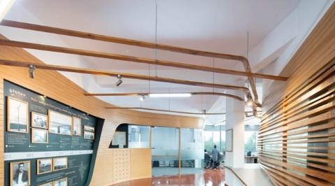 ReNewCentre for Excellence workplace, IIT Delhi by CommonGround Practice
