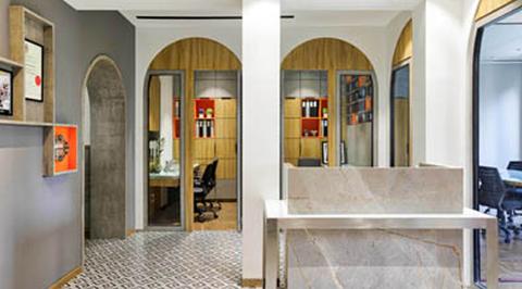 How Gaurav Kakkar turned a client's dream office project into a reailty