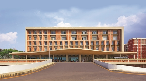 Symbiosis Hospital And Research Center, Pune by IMK Architects