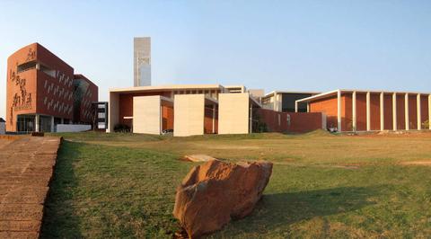 International Management Institute, Bhubaneswar by Abin Design Studio