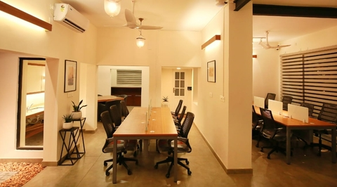 Innerspace Coworking launched operations in Kochi
