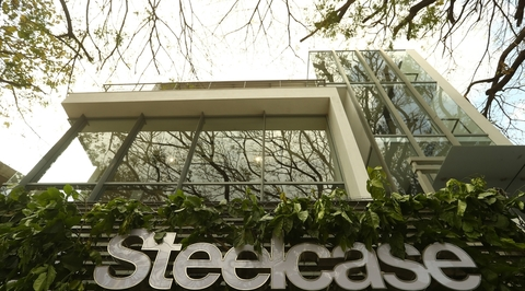 Steelcase opens new WorkLife Centre in Bengaluru