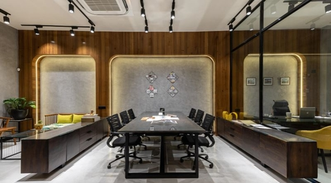 The Office, Pune by The Arch Studio