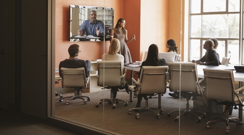 How meeting rooms are getting a modern makeover