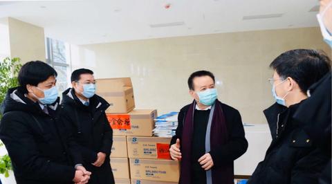 Sunon Charity Foundation donates over 10 million Yuan to fight Novel Coronavirus