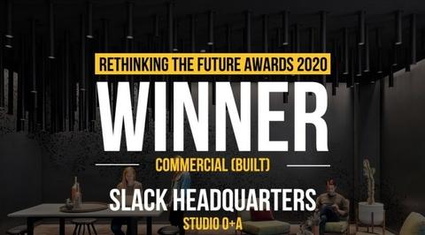 Rethinking The Future Awards 2020- Winner: Commercial (Built)
