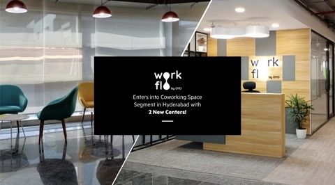 Workflo by OYO enters the coworking segment in Hyderabad with 2 new centers