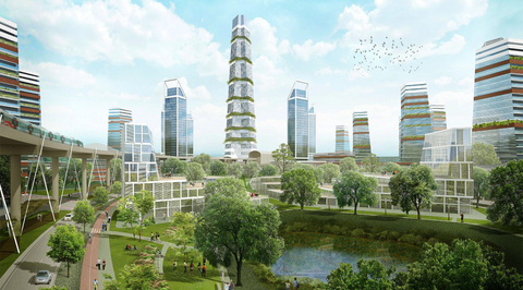 CP Kukreja Architects to turn Karkardooma into World-Class Transit-Oriented Development Hub