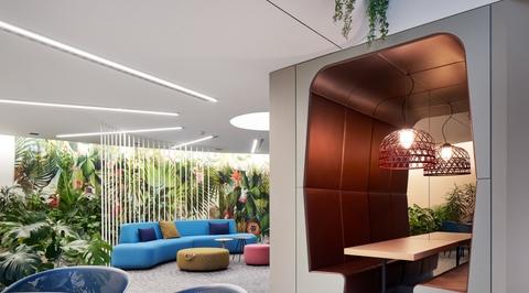 Roman Klis Design's new headquarters by Ippolito Fleitz Group