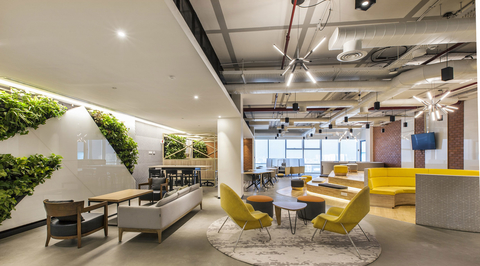 Space Matrix bags Best Office Interior award for three projects at the Asia Pacific Property Awards