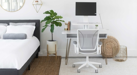 Ergonomics leader Humanscale launches campaign to help employees working from home