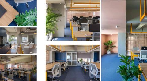 PP Office in Ahmedabad by Studio Saransh