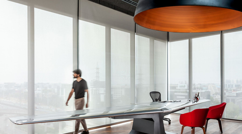 The East India Hotels' Corporate HQ by Architecture Discipline