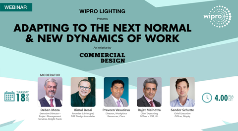 WEBINAR - Adapting to the Next Normal & New Dynamics of Work