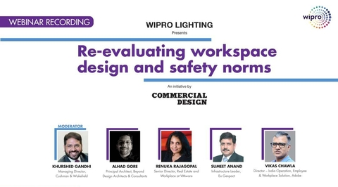 Webinar Recording: Re-evaluating workspace design and safety norms