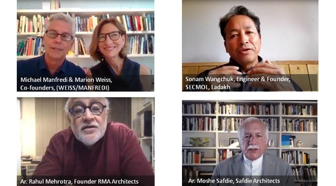 The Indian Institute of Architects successfully concludes its first virtual Natcon, TRANSCEND 2020.