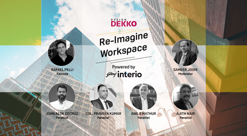 Godrej Interio and Design Dekko host webinar on 'Re-imagine Workspace in the post-COVID-19 world