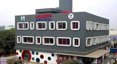 Kidzee School by Cityspace'82 Architects