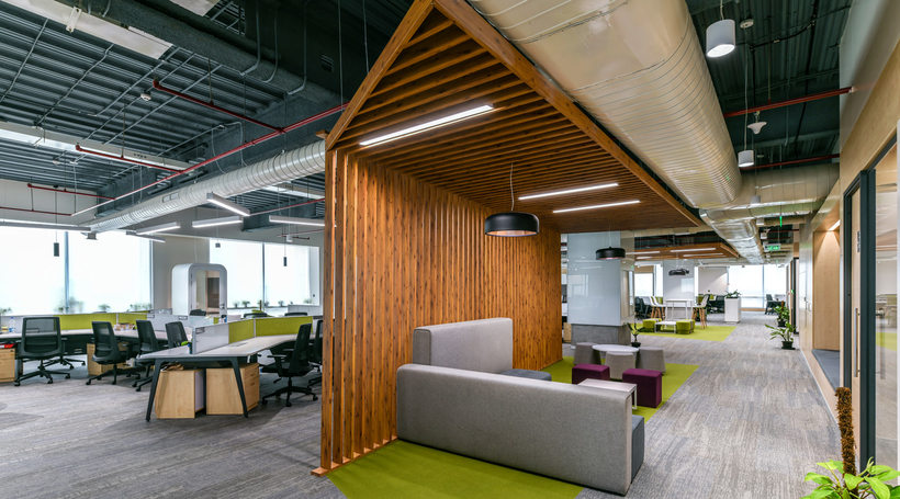 Essilor India HQ by Sankalpan