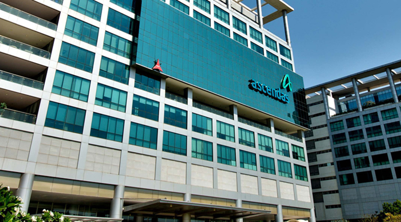 Ascendas India Trust purchases IT-SEZ, BlueRidge 3, in Pune